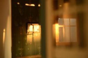 Skymningsljus i Mumins hus