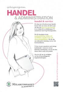 Handel och administration