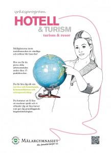 Hotell och turism