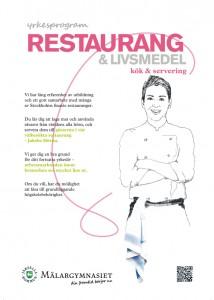 Restaurang och livsmedel