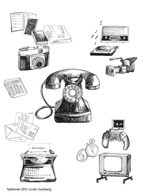 Telefonen Linda Svanberg