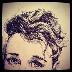 Lindas hår