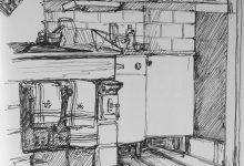 Ett knäpptyst kök